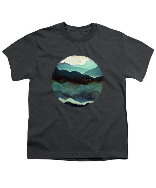 Indigo Mountains Youth T-Shirt