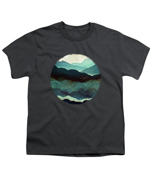 Indigo Mountains Youth T-Shirt