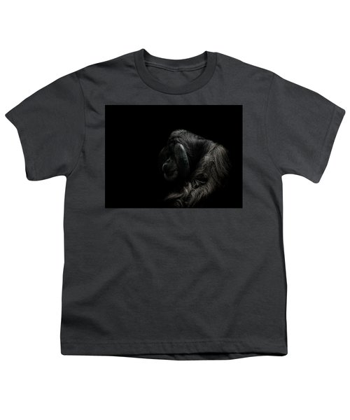 Insecurity Youth T-Shirt by Paul Neville
