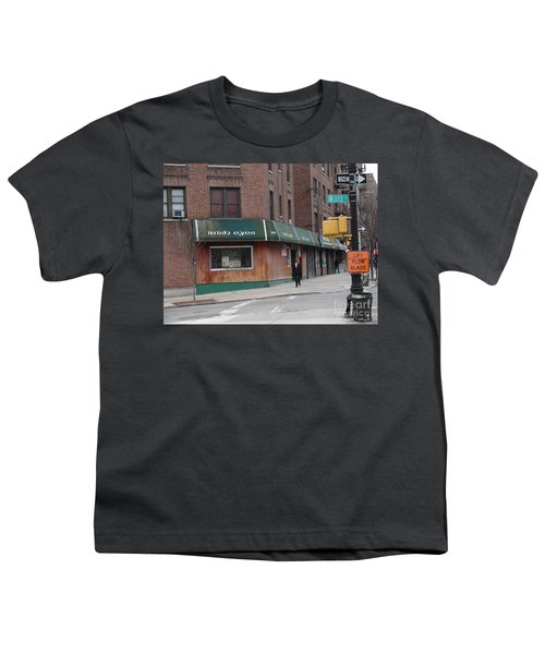 Irish Eyes Youth T-Shirt by Cole Thompson