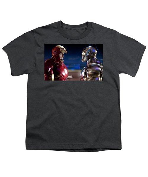 Iron Man Youth T-Shirt