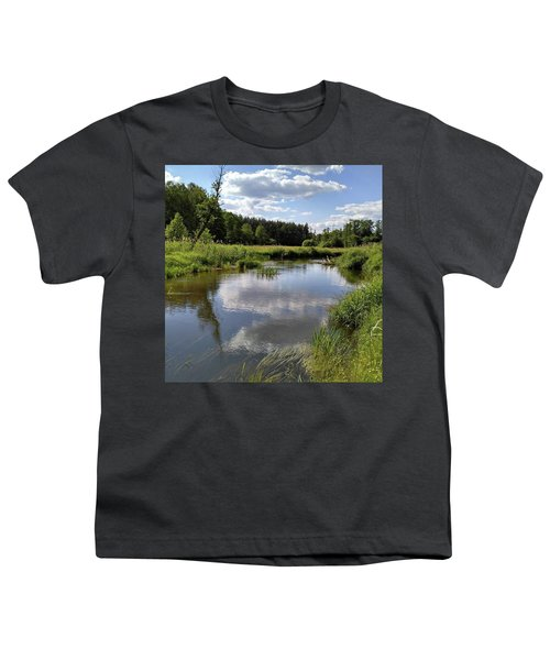 It's So Calming Here In Odrzywol Youth T-Shirt