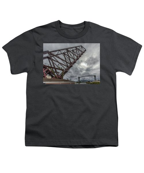 Jackknife Bridge To The Clouds Youth T-Shirt
