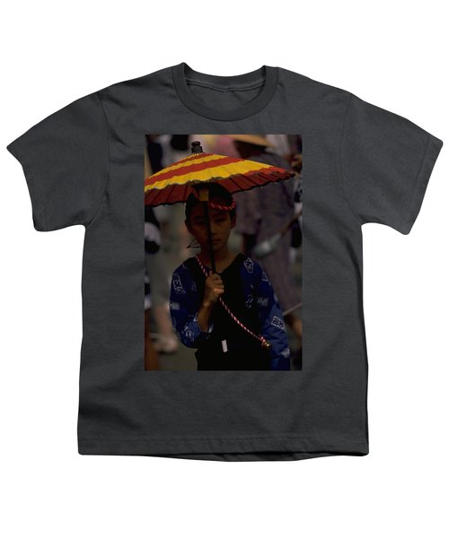 Japanese Girl Youth T-Shirt