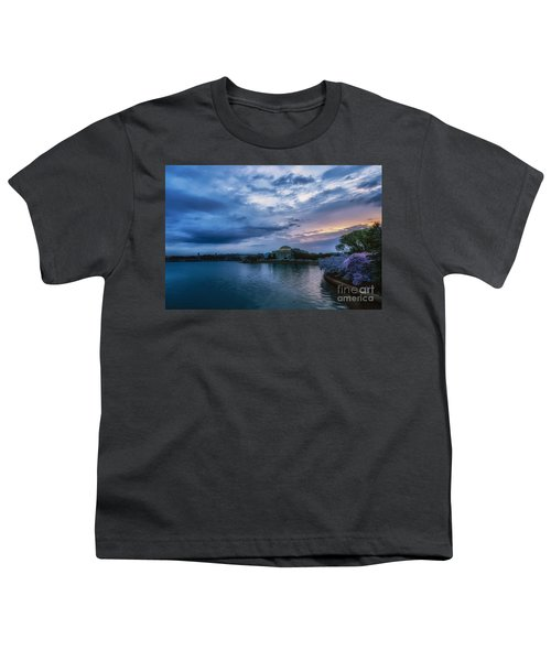 Jefferson Memorial Dawn Youth T-Shirt