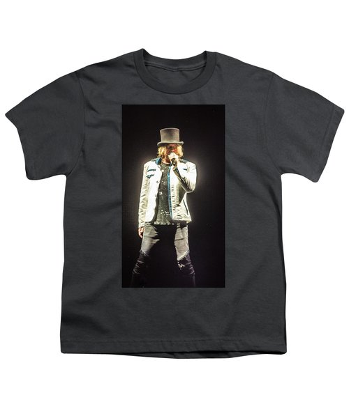 Joe Elliott Youth T-Shirt by Luisa Gatti
