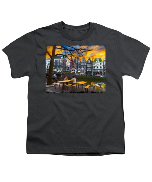 Kaizersgracht 451. Amsterdam Youth T-Shirt