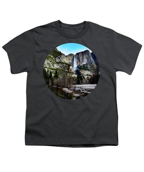 King Of Waterfalls Youth T-Shirt