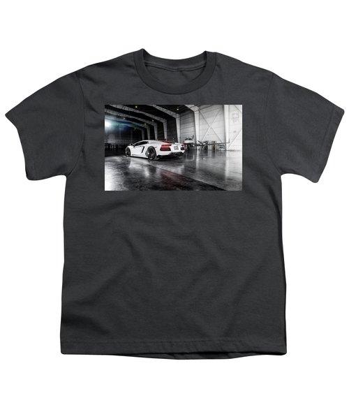 Lamborghini Aventador Youth T-Shirt