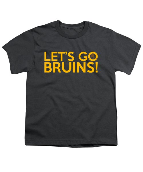 Let's Go Bruins Youth T-Shirt