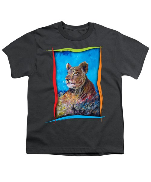 Lioness Pride Youth T-Shirt