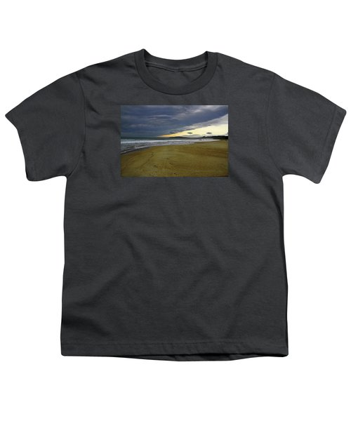 Lonely Beach Youth T-Shirt