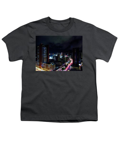 Long Exposure Youth T-Shirt