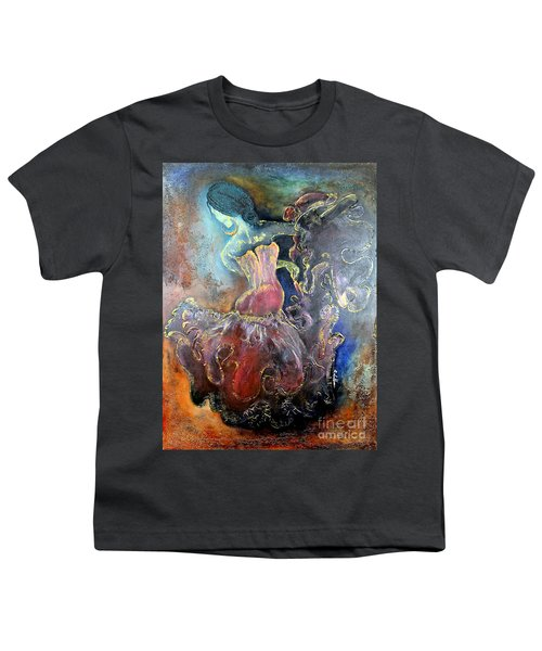 Lost In The Motion Youth T-Shirt
