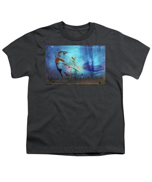 Man Is Art Youth T-Shirt