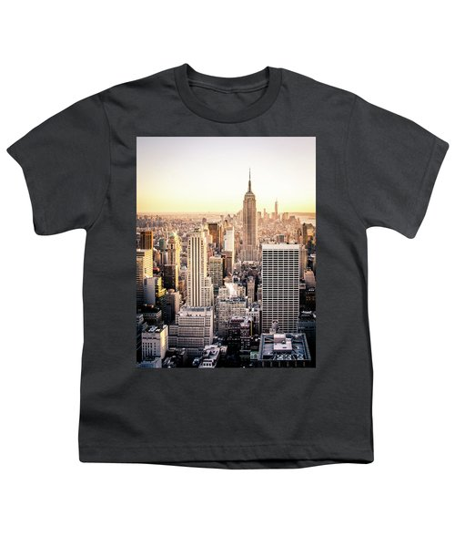 Manhattan Youth T-Shirt by Michael Weber