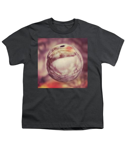 Lovely Little Lilly Tiel Marble Youth T-Shirt