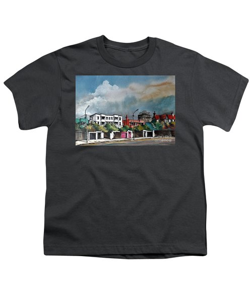 F  732 Martello Tower Bray Seafront Wicklow.. Youth T-Shirt