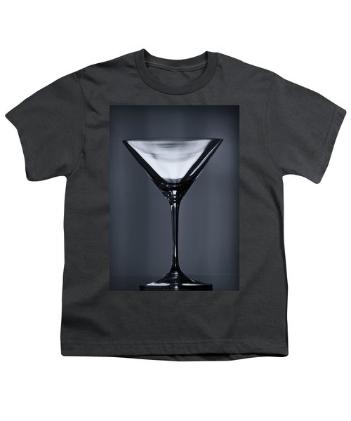 Martini Youth T-Shirt by Margie Hurwich