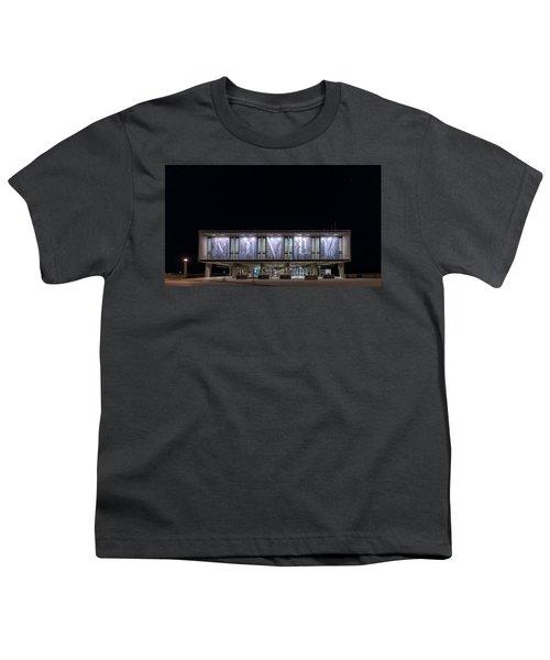 Youth T-Shirt featuring the photograph Mcmxliviii by Randy Scherkenbach
