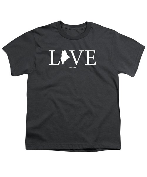 Me Love Youth T-Shirt by Nancy Ingersoll