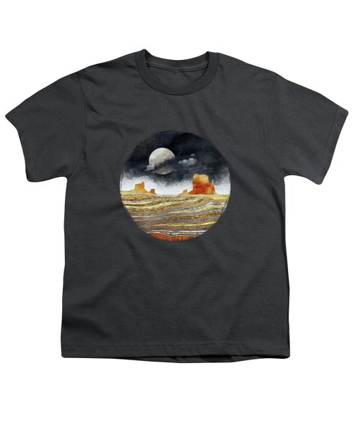 Metallic Desert Youth T-Shirt by Spacefrog Designs