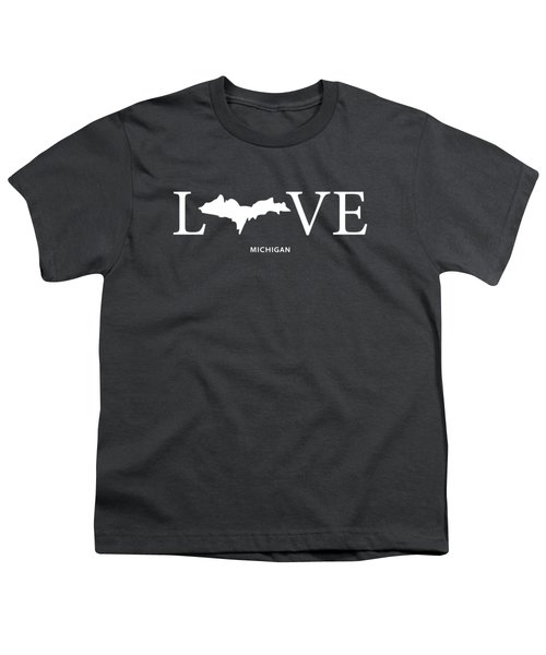 Mi Love Youth T-Shirt by Nancy Ingersoll
