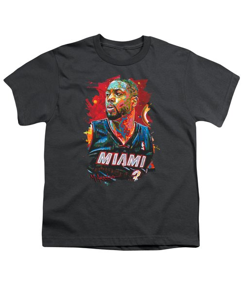 Miami Heat Legend Youth T-Shirt