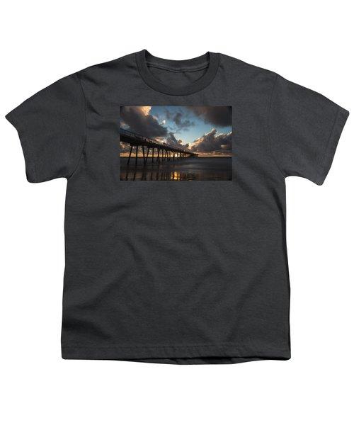 Misty Sunset Youth T-Shirt