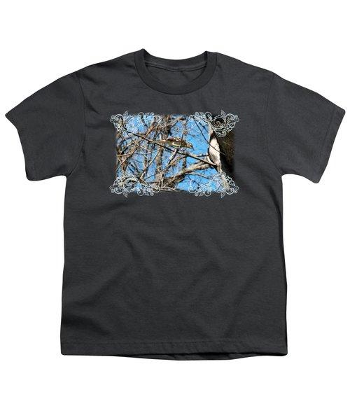 Mockingbird Youth T-Shirt by Katherine Nutt