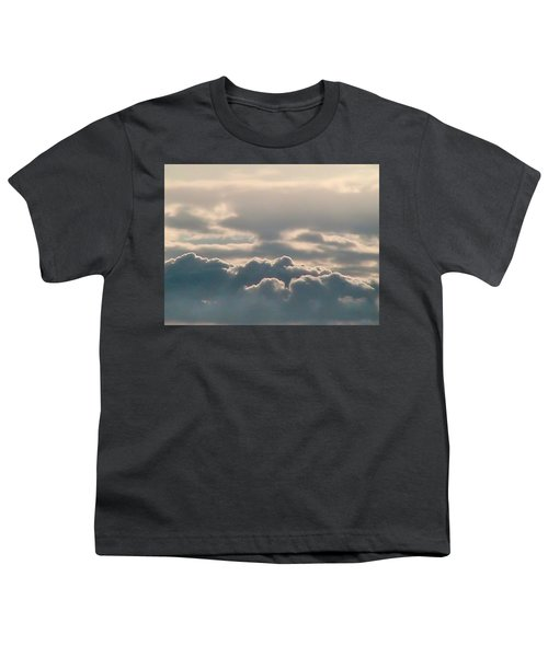 Monsoon Clouds Youth T-Shirt