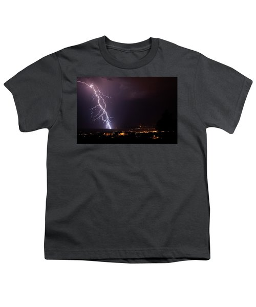 Monsoon Storm Youth T-Shirt