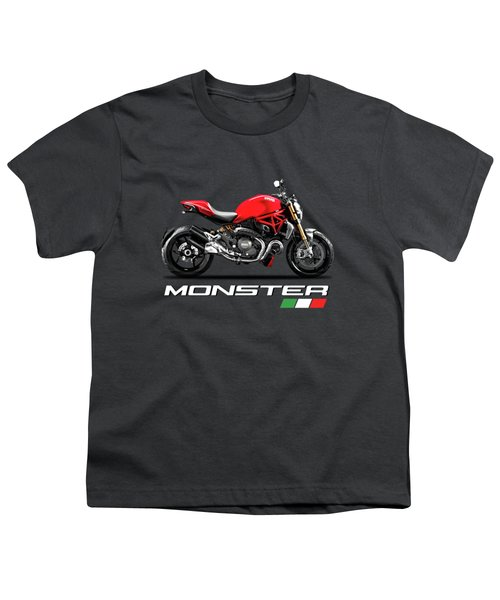 Monster 1200 Youth T-Shirt