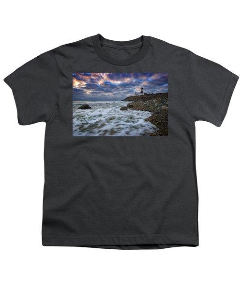 Montauk Morning Youth T-Shirt