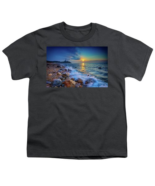 Montauk Sunrise Youth T-Shirt
