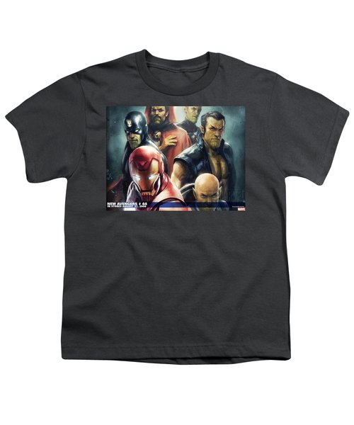 New Avengers Youth T-Shirt