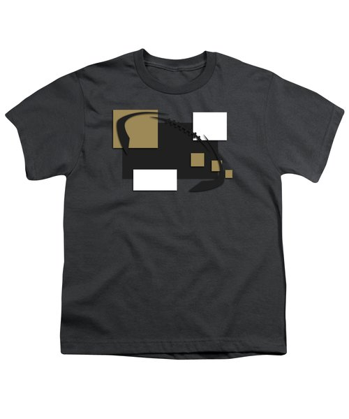 New Orleans Saints Abstract Shirt Youth T-Shirt