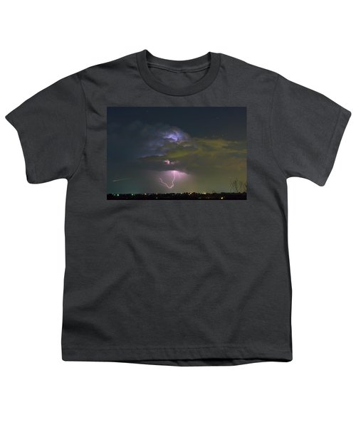 Youth T-Shirt featuring the photograph Night Tripper by James BO Insogna
