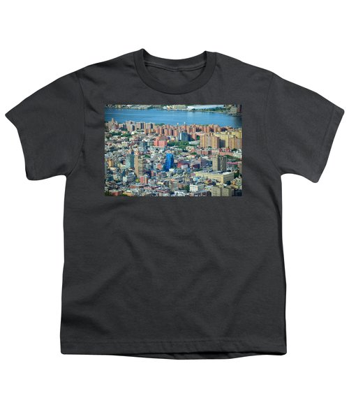 NYC Youth T-Shirt by Sandy Taylor