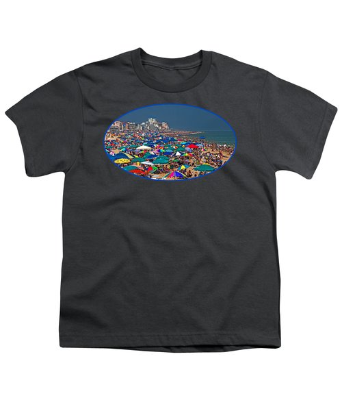 Ocean City Beach Fun Zone Youth T-Shirt