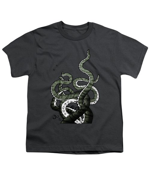 Octopus Tentacles Youth T-Shirt