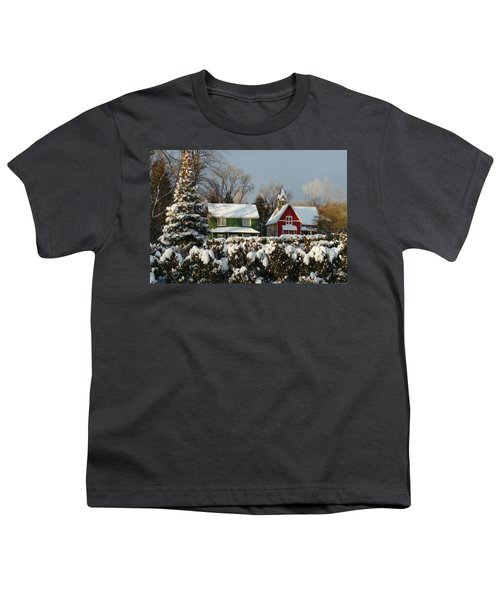 October Snow Youth T-Shirt
