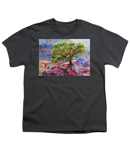 Living On The Edge Youth T-Shirt