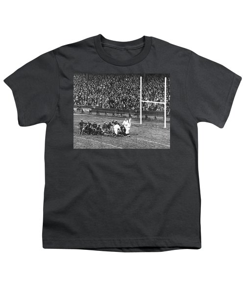 One For The Gipper Youth T-Shirt by Underwood Archives