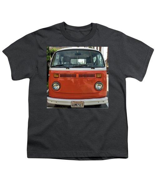 Orange Bus Youth T-Shirt