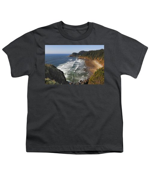 Oregon Coast No 1 Youth T-Shirt