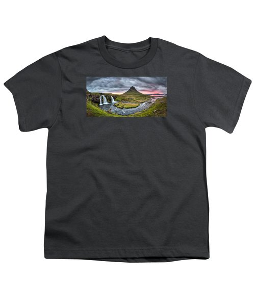 Paradise Found - Panorama Youth T-Shirt