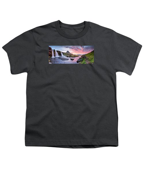 Paradise Lost - Large Panorama Youth T-Shirt