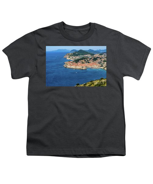 Pearl Of The Adriatic, Dubrovnik, Known As Kings Landing In Game Of Thrones, Dubrovnik, Croatia Youth T-Shirt