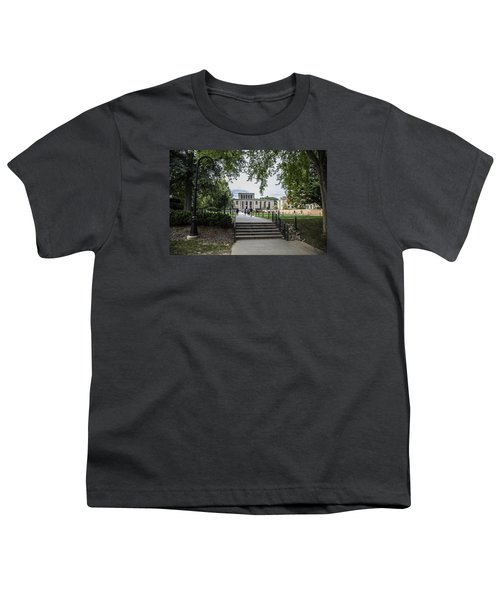 Penn State Library  Youth T-Shirt by John McGraw